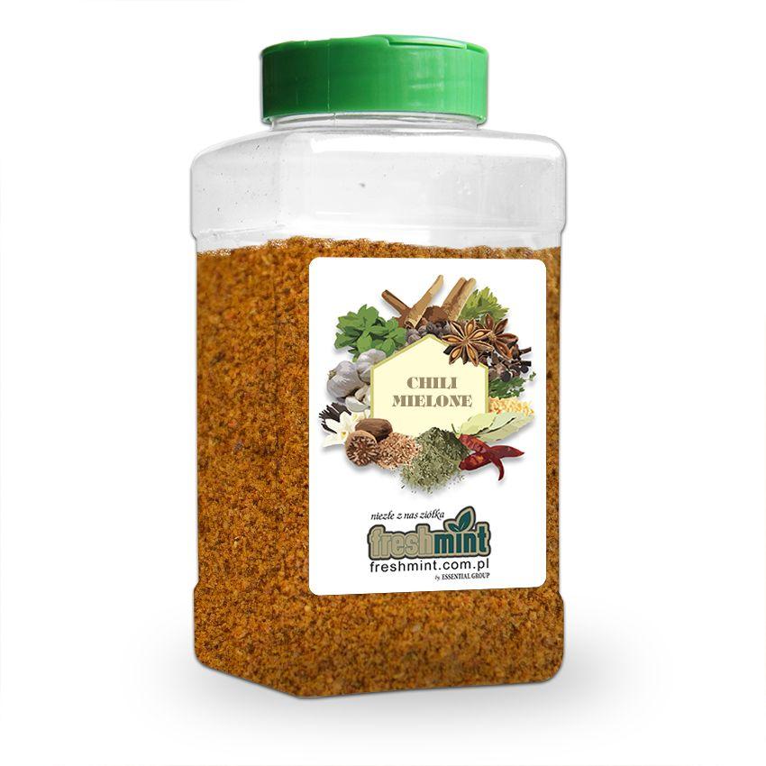 Chili mielone - Zioła cięte, warzywa, grzyby, owoce egzotyczne i przyprawy Freshmint Łódź