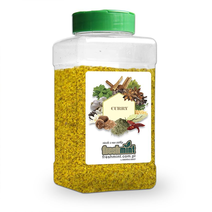 Curry - Zioła cięte, warzywa, grzyby, owoce egzotyczne i przyprawy Freshmint Łódź