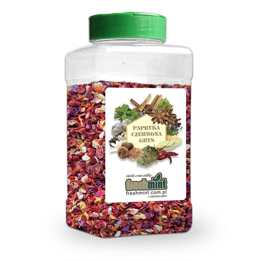 Papryka czerwona grys - Zioła cięte, warzywa, grzyby, owoce egzotyczne i przyprawy Freshmint Łódź
