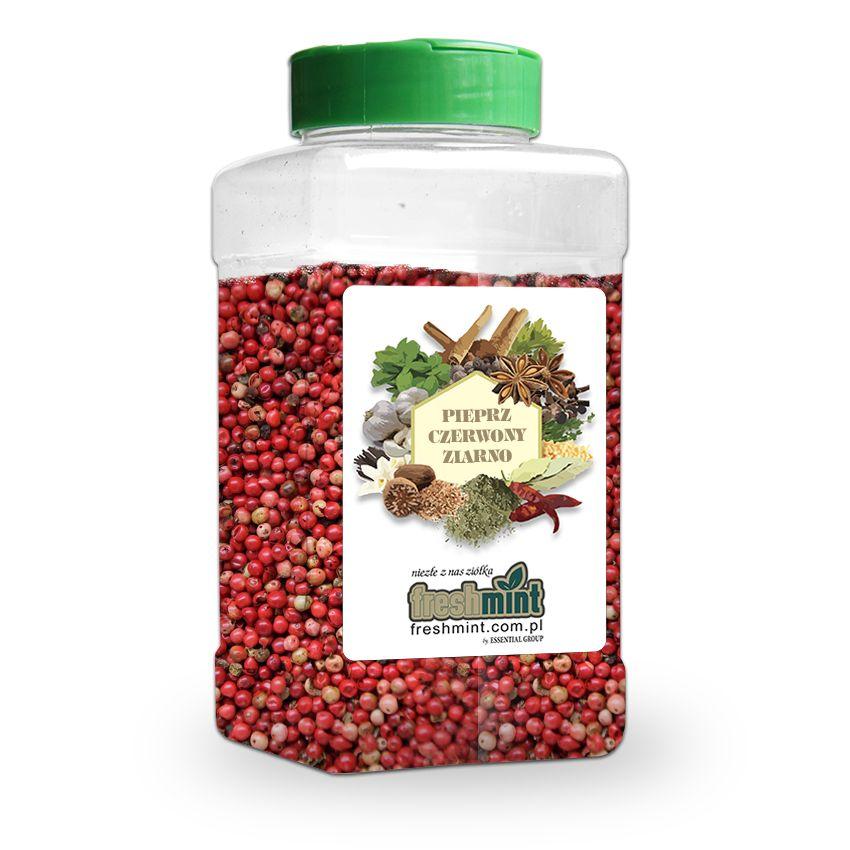 Pieprz czerwony ziarno - Zioła cięte, warzywa, grzyby, owoce egzotyczne i przyprawy Freshmint Łódź
