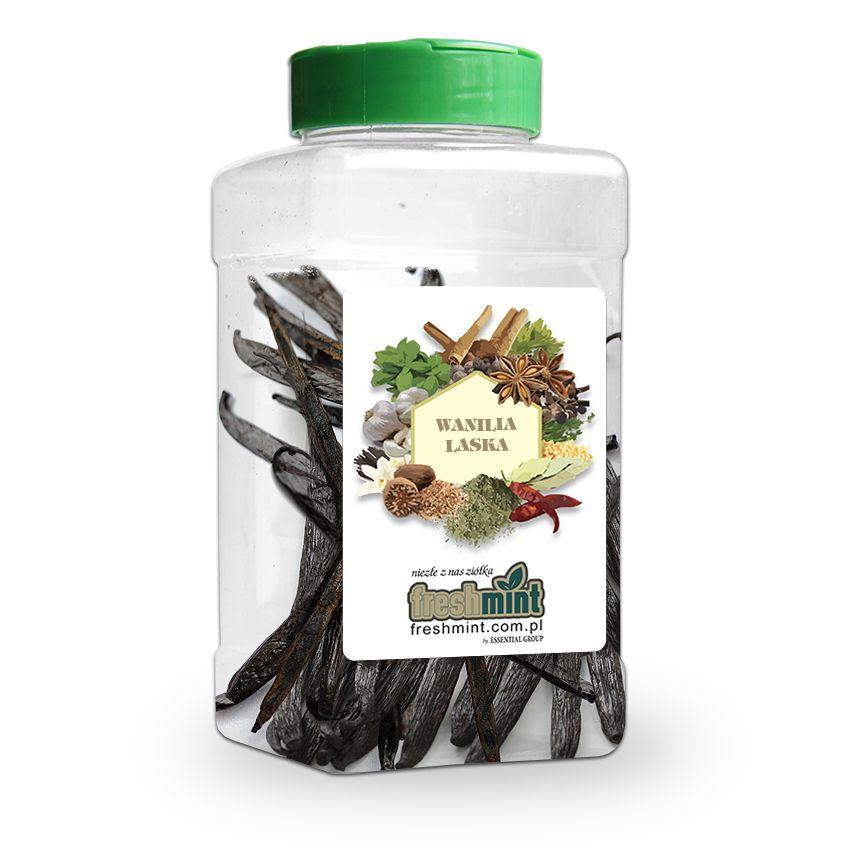 Wanilia laska - Zioła cięte, warzywa, grzyby, owoce egzotyczne i przyprawy Freshmint Łódź