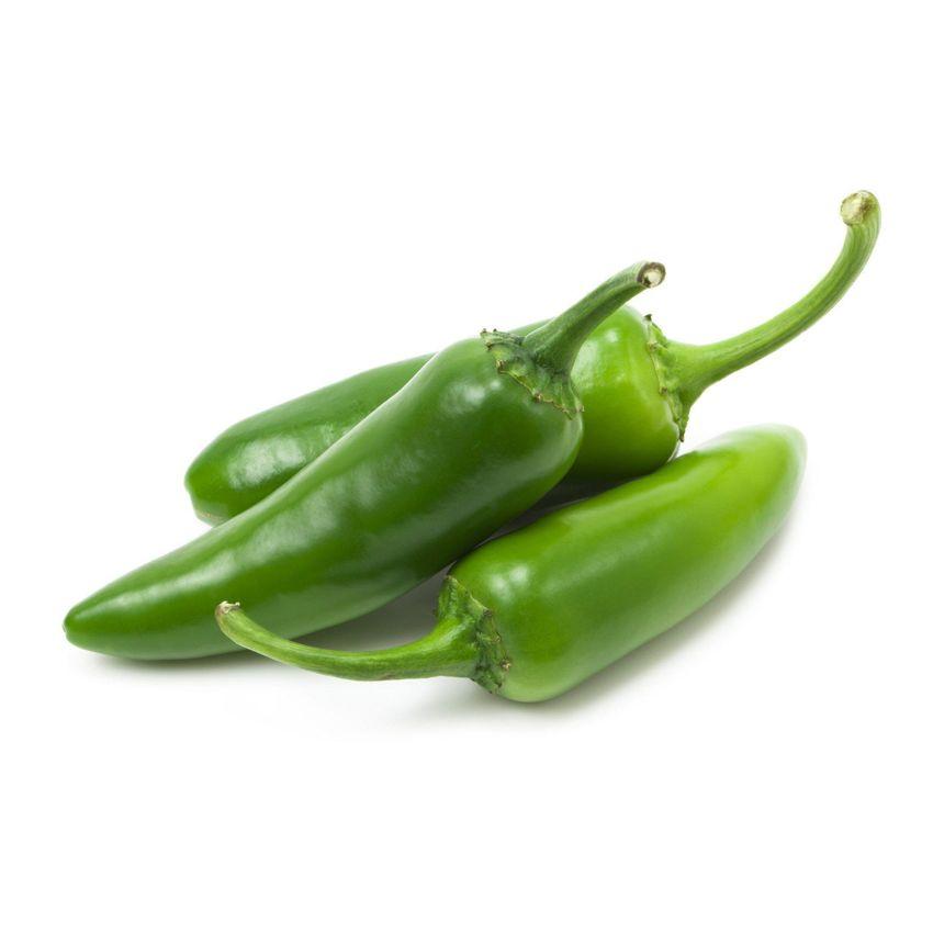 Chili jalapeno zielone - Zioła cięte, warzywa, grzyby, owoce egzotyczne i przyprawy Freshmint Łódź