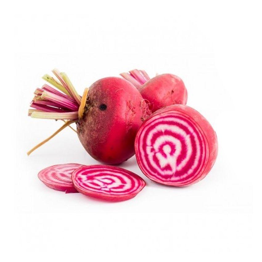 Burak chioggia mini - Zioła cięte, warzywa, grzyby, owoce egzotyczne i przyprawy Freshmint Łódź