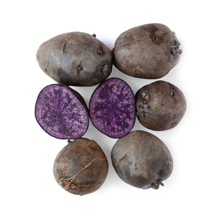 Ziemniak fiolet - Zioła cięte, warzywa, grzyby, owoce egzotyczne i przyprawy Freshmint Łódź